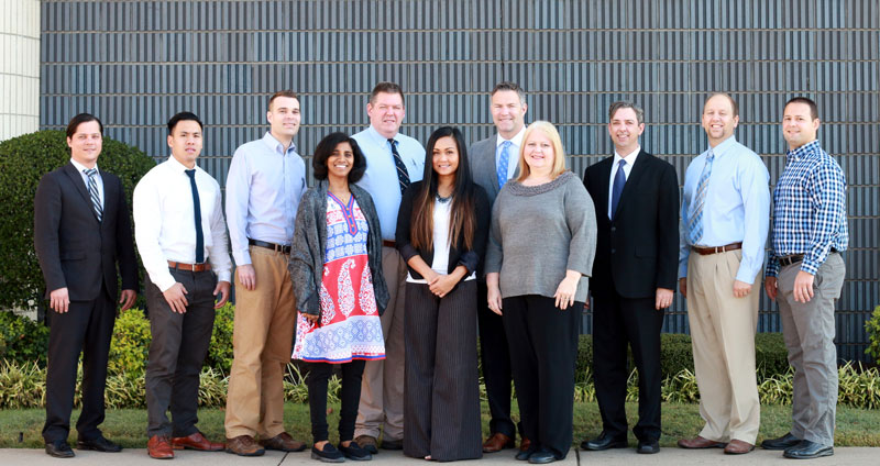 Fort Smith Information Technology staff