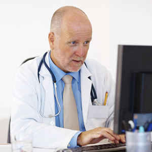 Photo of Physician reviewer in the field