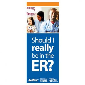 Do you really need to be in ER? Brochure