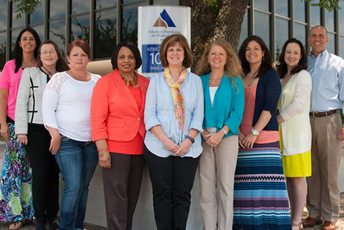 AFMC's Quality Innovation Network Team