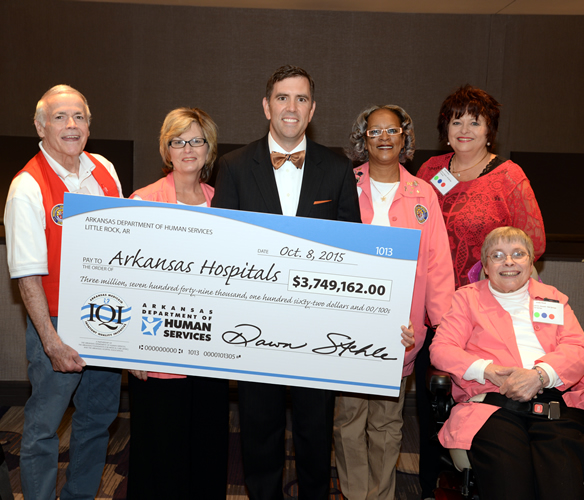 IQI award winners: 24hospitals receive more than $3.7 million in incentive payments