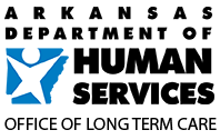 Arkansas Department of Human Services, Office of Long Term Care logo