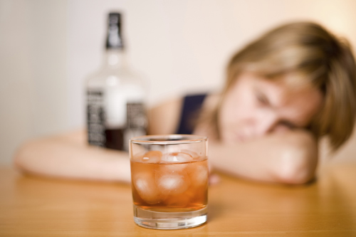 Alcohol Worsens Depression; Depression Worsens Alcohol Abuse