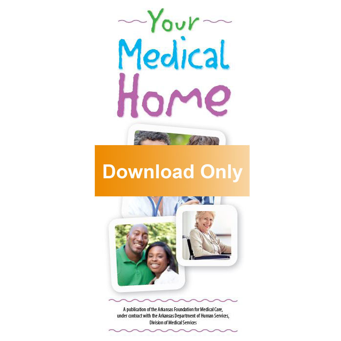 your medical home brochure english