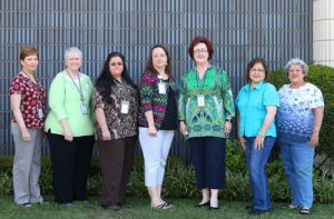 Medicaid Utilization Management Program, Emergency Room and Pre-certification team photo