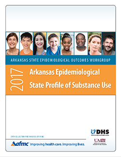 2016 Spring Report for Substance Abuse in Arkansas