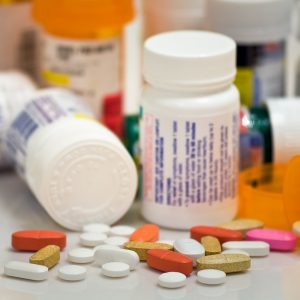 image of unneeded medicines