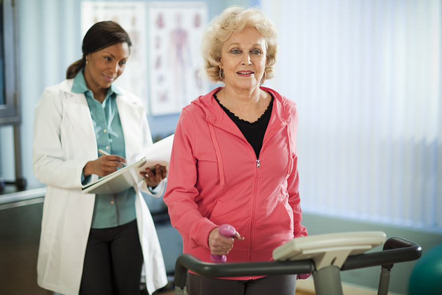 What Happens at Cardiac Rehab?