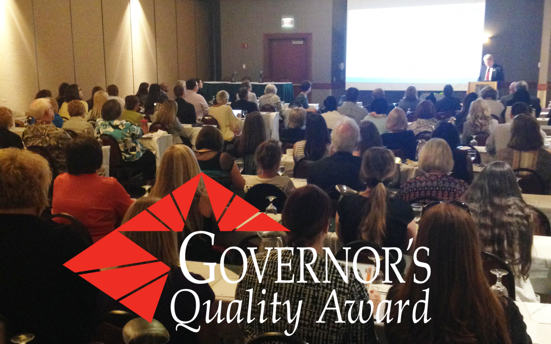 image of attendees at Governor's Quality Seminar