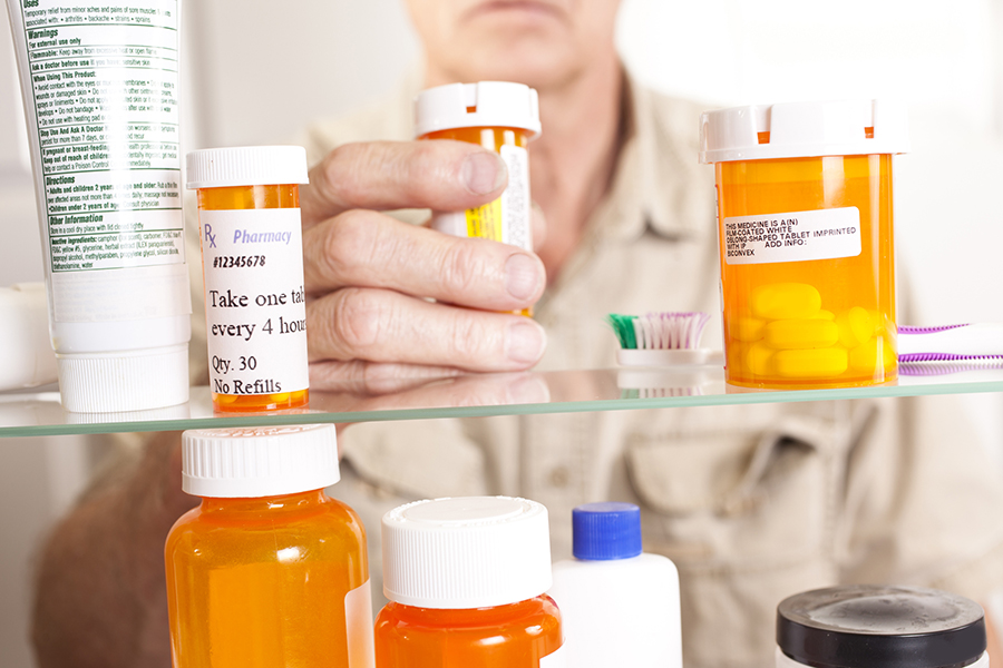 Spring Clean Your Medicine Cabinet –  Drug Take Back Day is Saturday, April 28