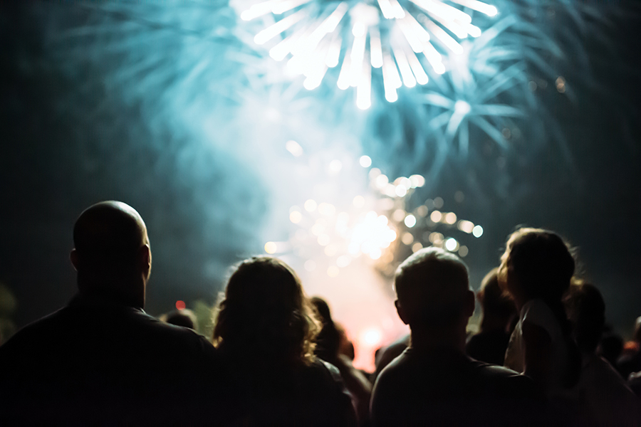Safe Fireworks: 25 Ways to Avoid Fires, Eye Injury