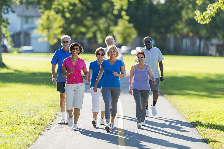 30 Top Tips for Safer Walking