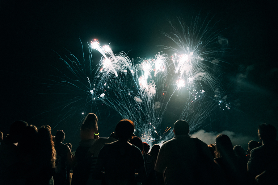 22 Top Tips for Firework Safety