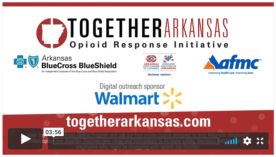 image of Together Arkansas logo