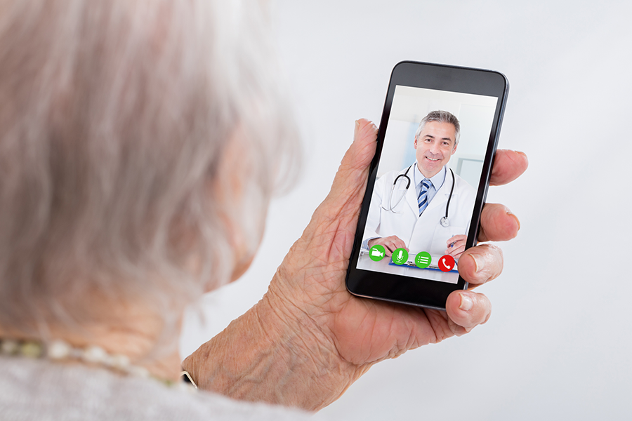 Get Comfy with Telemedicine